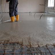 Pokračujeme v dodávkách litého podlahového betonu LPP