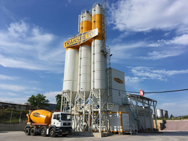 Concrete Znojmo, concrete plant Znojmo