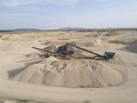 Sandgrube Žabčice