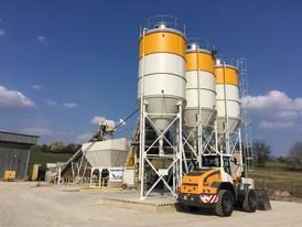 Concrete Bučovice, concrete plant Křižanovice u Bučovic