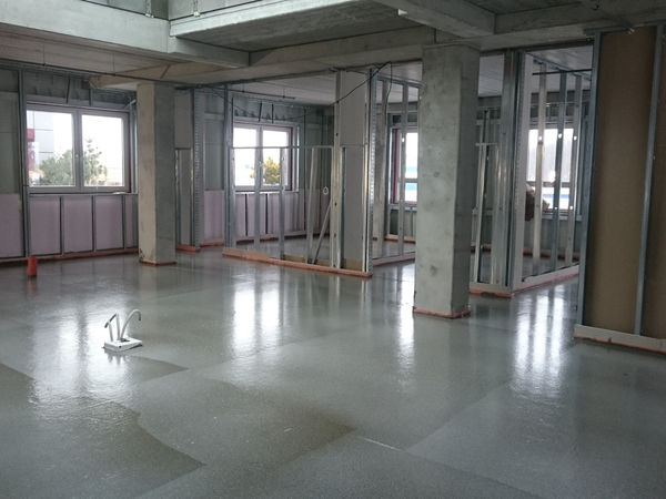 Lité podlahové betony LPP